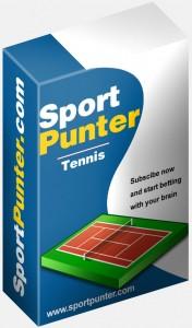 Sportpunter Tennis Model